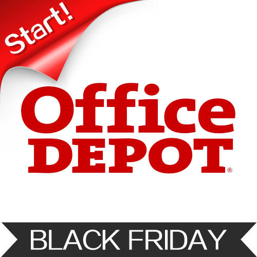 Live Now! Office Depot & Office Max Black Friday 2015 Ad Posted