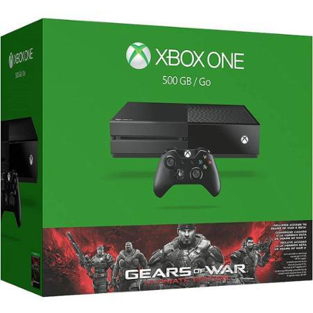 $299.99 Xbox One 500GB Console Gear of War Bundle + Free $60.00 Target Gift Card