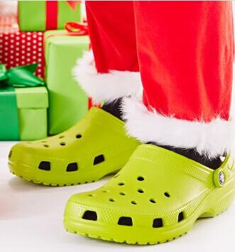 Up to 60% Off Crocs Shoes @ Zulily