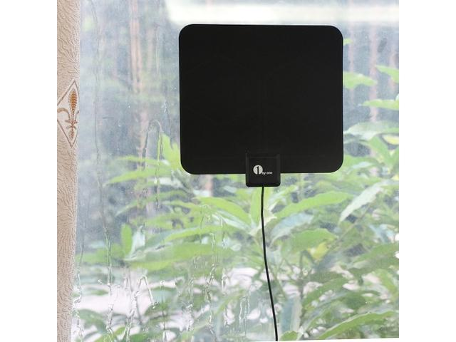 1Byone Thin Indoor HDTV Antenna