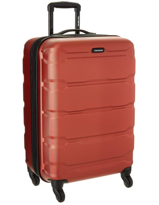 $89.61 Samsonite Omni PC Hardside Spinner 24