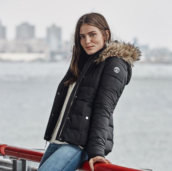 From $56 Women's Jacket Sale @ Abercrombie & Fitch