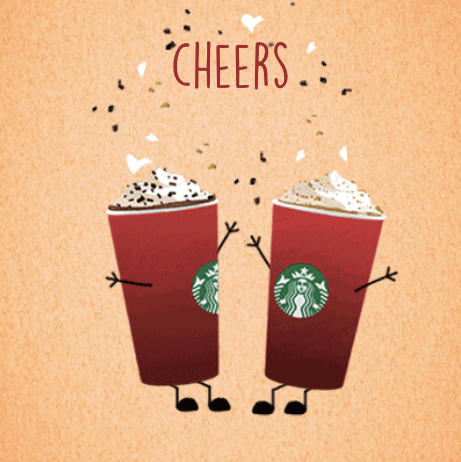 Ends Today! BOGO Free Any Holiday Drinks @ Starbucks