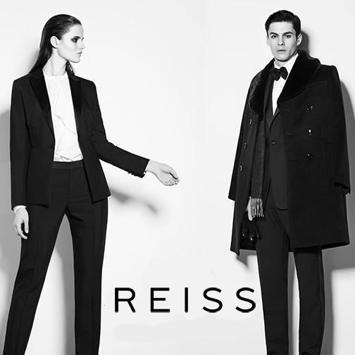 15% Off All Orders @ Reiss