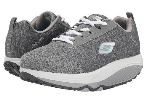 SKECHERS Shape Ups 2.0 - Jersey Comfort Women's Sneaker On Sale @ 6PM.com