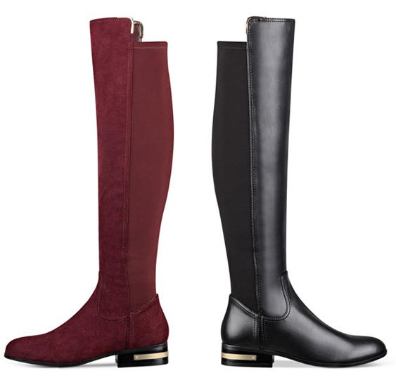 15% Off + Buy 1 Get 1 60% Off Marc Fisher Pheonix Over-The-Knee Boots
