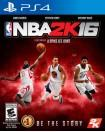 NBA 2K16 PlayStation 4