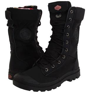 Palladium Pampa Tactical Women's Shoes On Sale @ 6PM.com