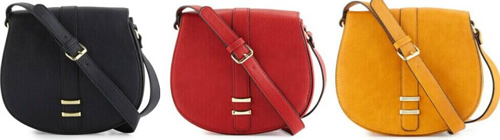 Neiman Marcus  Saddle Crossbody Bag  @ LastCall by Neiman Marcus