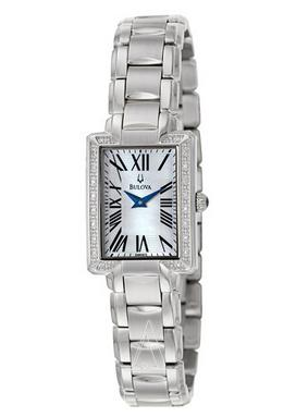 BULOVA 96R160 Women's Fairlawn Watch (Dealmoon Exclusive)