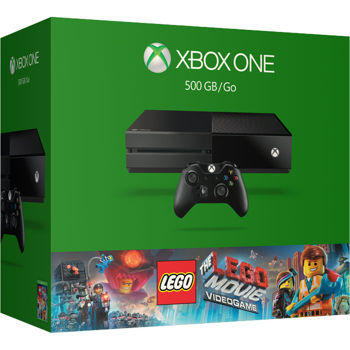 $249.99 Xbox One The LEGO® Movie Videogame Bundle