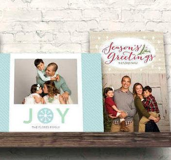 JCPenney Portraits Holiday Card Photo Session Sale
