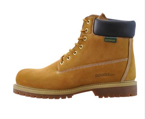 Gander Mountain Men's Classic Construction Waterproof Work Boot