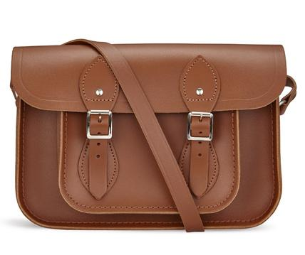 40% Off THE 11 INCH CLASSIC SATCHEL at The Cambridge Satchel Company, Dealmoon Singles Day Exclusive!