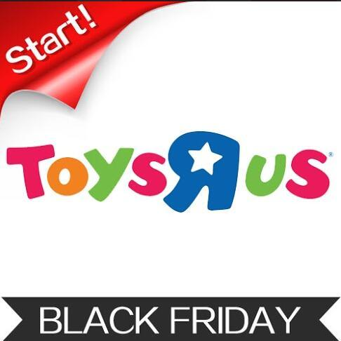 Starting Now! ToysRUs 2015 Black Friday Online Sale