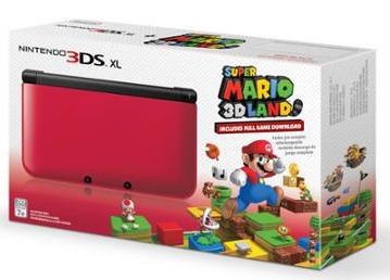 $129 Nintendo 3DS XL