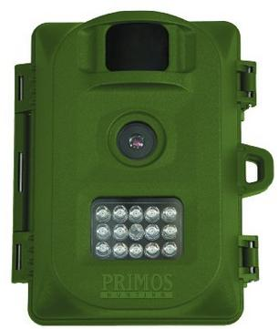 Primos 6MP Bullet Proof Trail Camera with Low Glow LED
