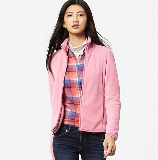 Starting From $14.90 UNIQLO Men's And Women's Fleece Jackets On Sale @ Uniqlo