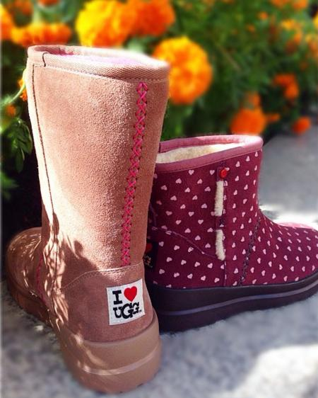 Up to 84% Off UGG I Heart UGG® Women's Shoes On Sale @ 6PM.com