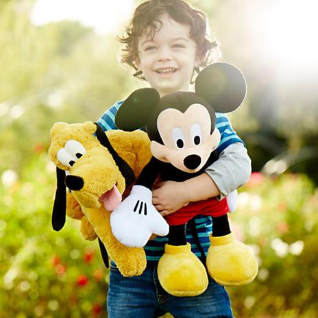 Extra 40% Off Select Items @ Disney Store