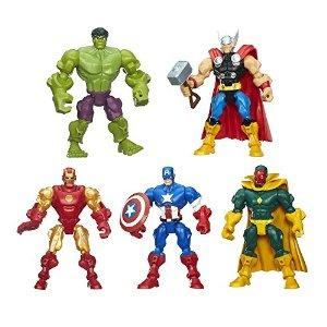 Marvel Super Hero Mashers Avengers Mash Pack