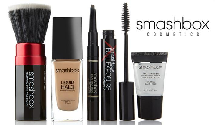 Free Be Legendary Lipstick & Lip Gloss Duo with Any Purchase of $40 @ Smashbox Cosmetics
