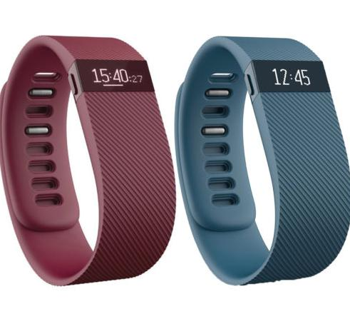 Fitbit Charge Wireless Activity Wristband (Large)