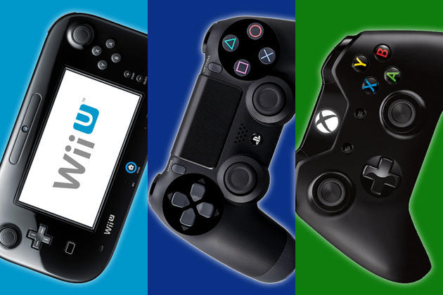 2015 Black Friday Video Game Console Recommendation