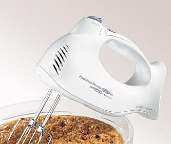 Hamilton Beach® 6-Speed Hand Mixer