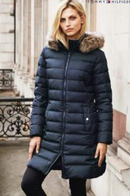 Up to 64% Off Tommy Hilfiger Women's Coats @ 6PM