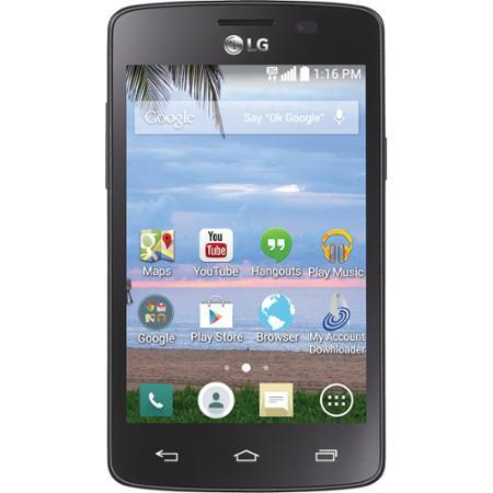 $9.82 TracFone LG Prepaid Lucky LG16 Smartphone