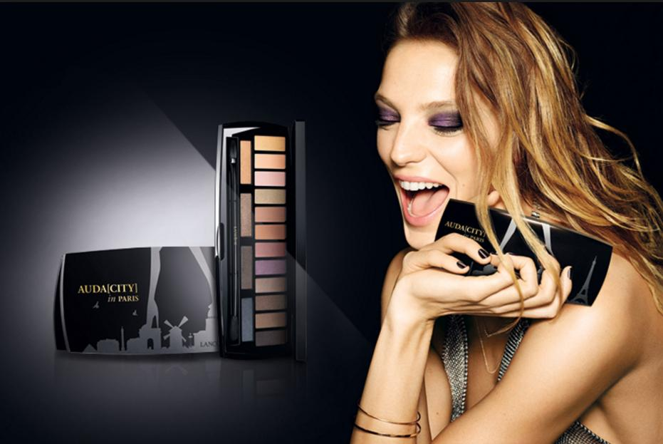 15% Off + 7 deluxe samples Lancôme Auda[city] in Paris Palette @ Lancome