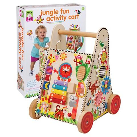 Alex Toys Jungle Activity Cart