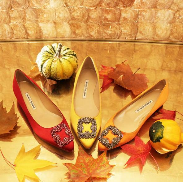 Up to $600 GIFT CARD with Manolo Blahnik Shoes Purchase @ Neiman Marcus