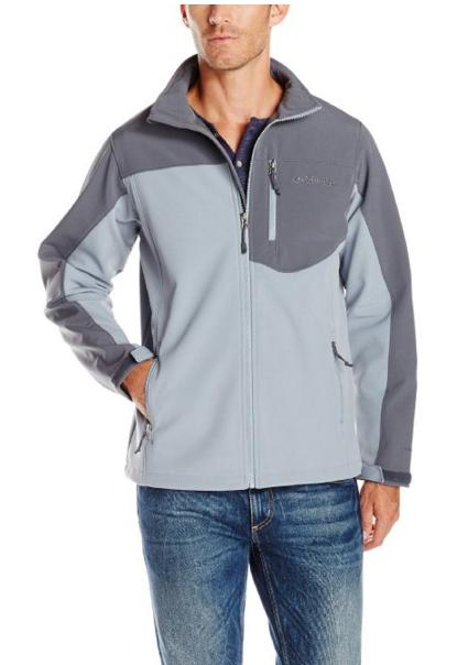 $43.16 Columbia Sportswear Men's Prime Peak Softshell Jacket
