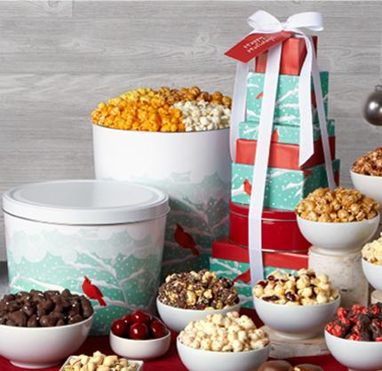 25% Off Sitewide at The Popcorn Factory
