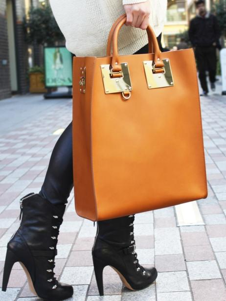 Up to $600 Gift Card Sophie Hulme Handbags @ Neiman Marcus
