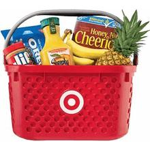 $10 Gift Card $50 Food Or Beverages Products @ Target