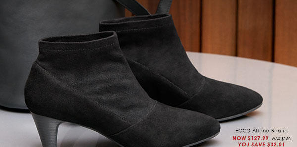 Extra 10% OffSale Boots@ Ecco