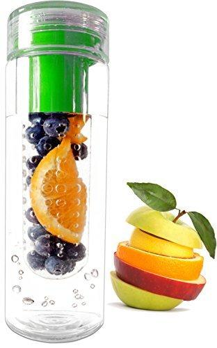 Fruit Infused Water Bottle 28oz