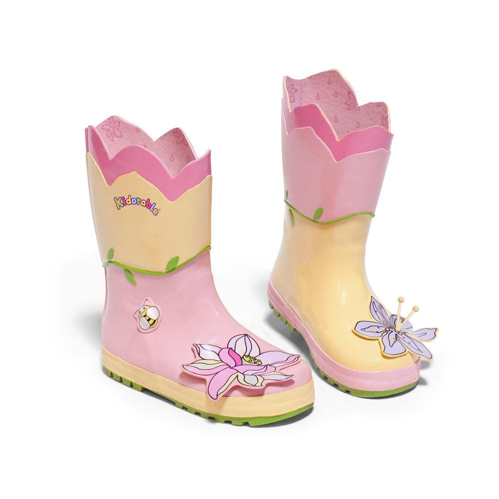 Kidorable Lotus Rain Boot