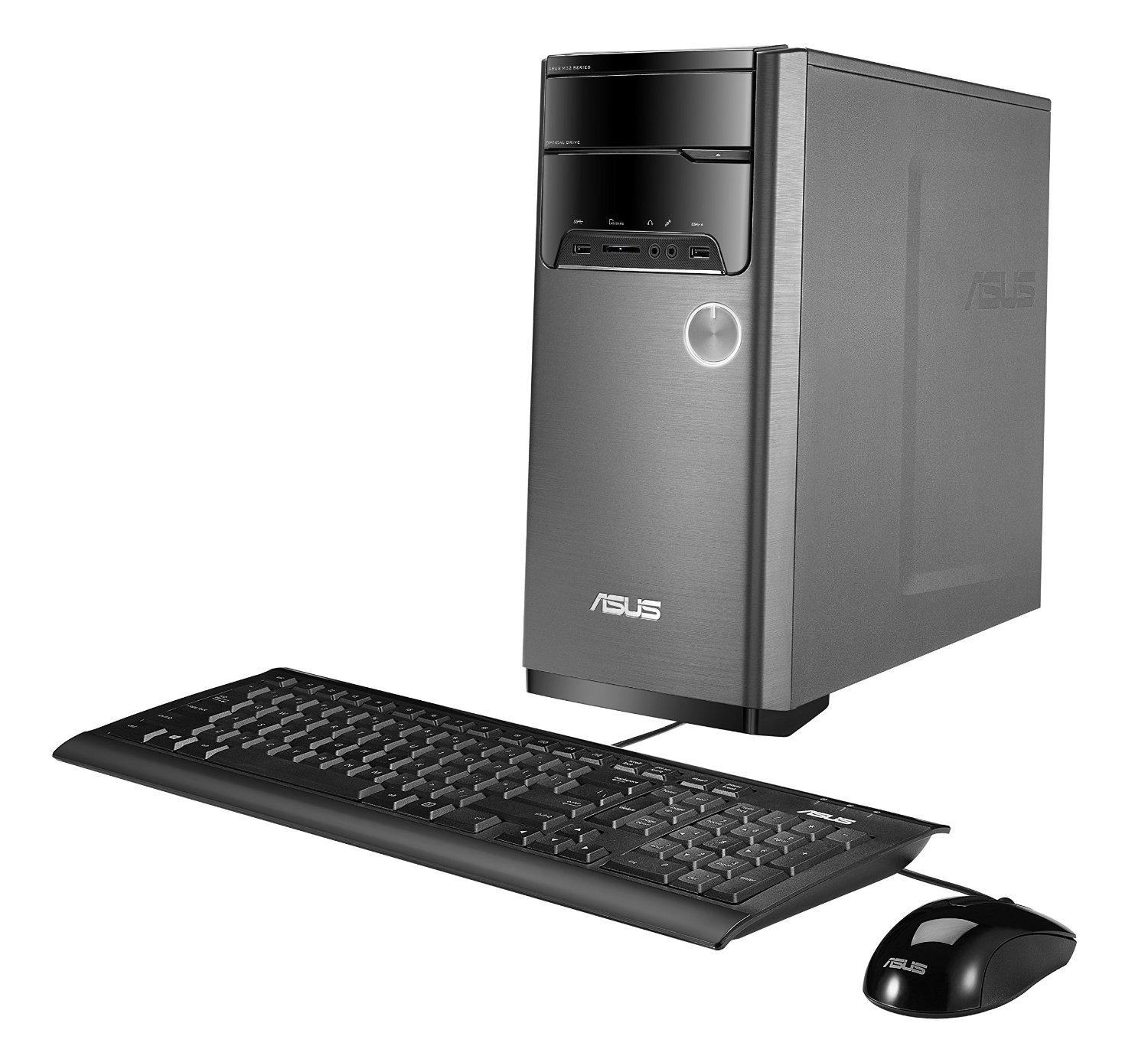 ASUS M32CD Desktop (Core i5, 8GB, 1TB, Windows 10)