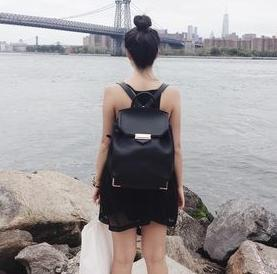 Get $300 Gift Card with Alexander Wang Prisma Skeletal Leather Backpack