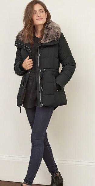 From $45 Puffer Jackets and Vests @ Abercrombie & Fitch