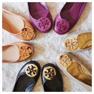 15% Off with $200 Tory Burch Shoes Purchase @ Saks Fifth Avenue
