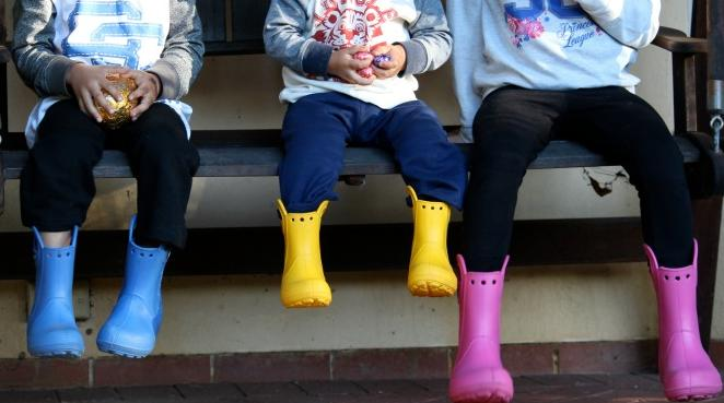 Kids' Handle It Rain Boots