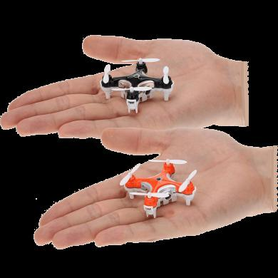 $24Foxnovo Cheerson CX-10C 2.4GHz 4CH 6-Axis Gyro Super Mini RC Quadcopter