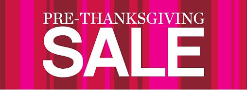 Up to 60% Off + Up to Extra $30 Off Pre-Thanksgiving Sale @ Belk