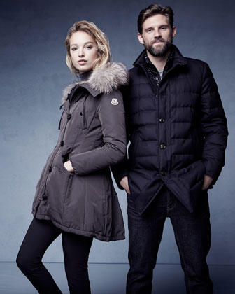 Up to $600 GIFT CARD Moncler Winter Coat @ Neiman Marcus