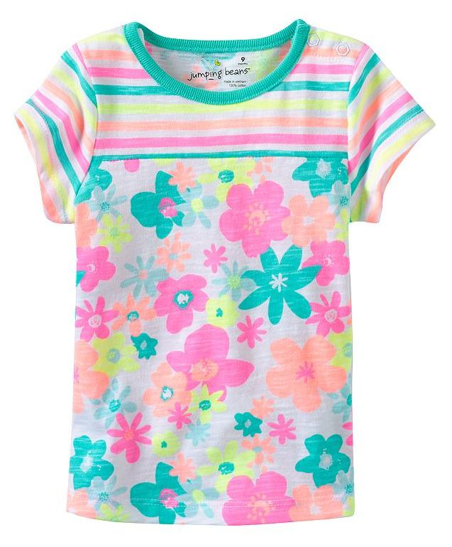 $1.68 Baby Jumping Beans Tee On Sale @ Kohl's